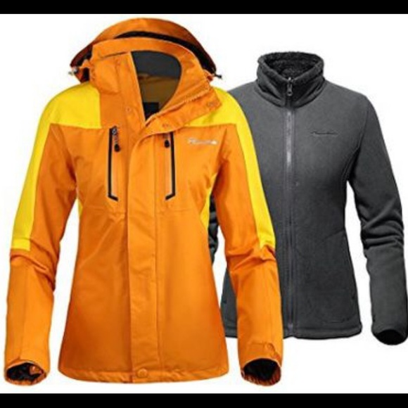 0db633a8fa OUTDOOR MASTER WOMEN S 3-IN-1 SKI JACKET